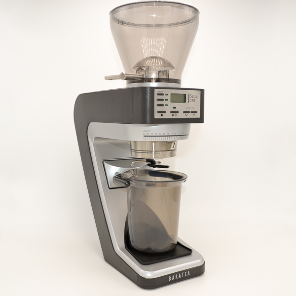 Baratta Sette 270 is a beautiful, efficient and consistent grinder