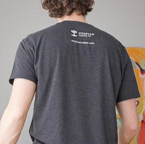 T-shirt Back View