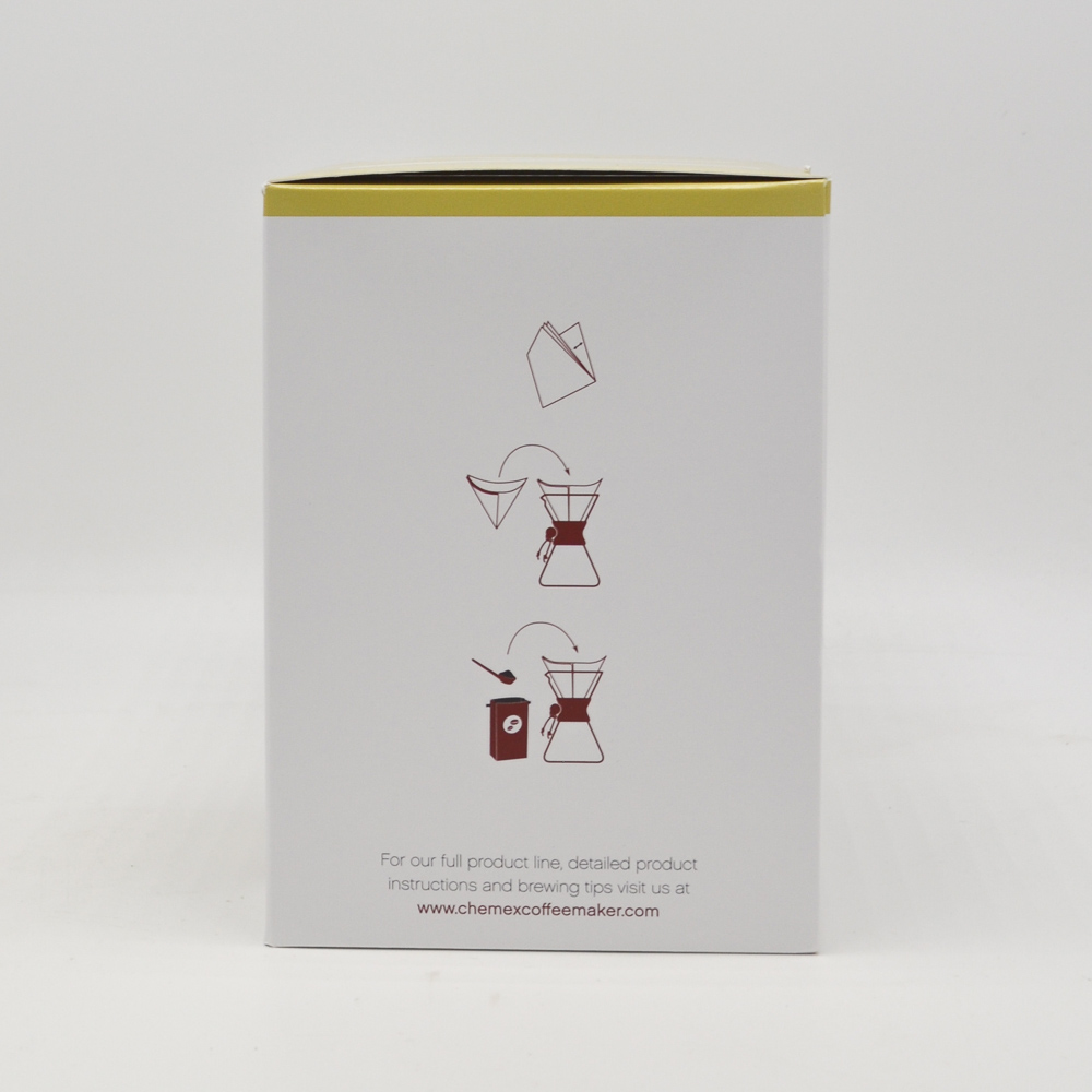 Chemex Filters - Fits 6-cup and 8-cup Chemex