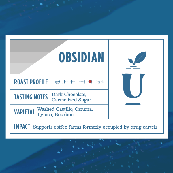 Obsidian Signature Dark Roast