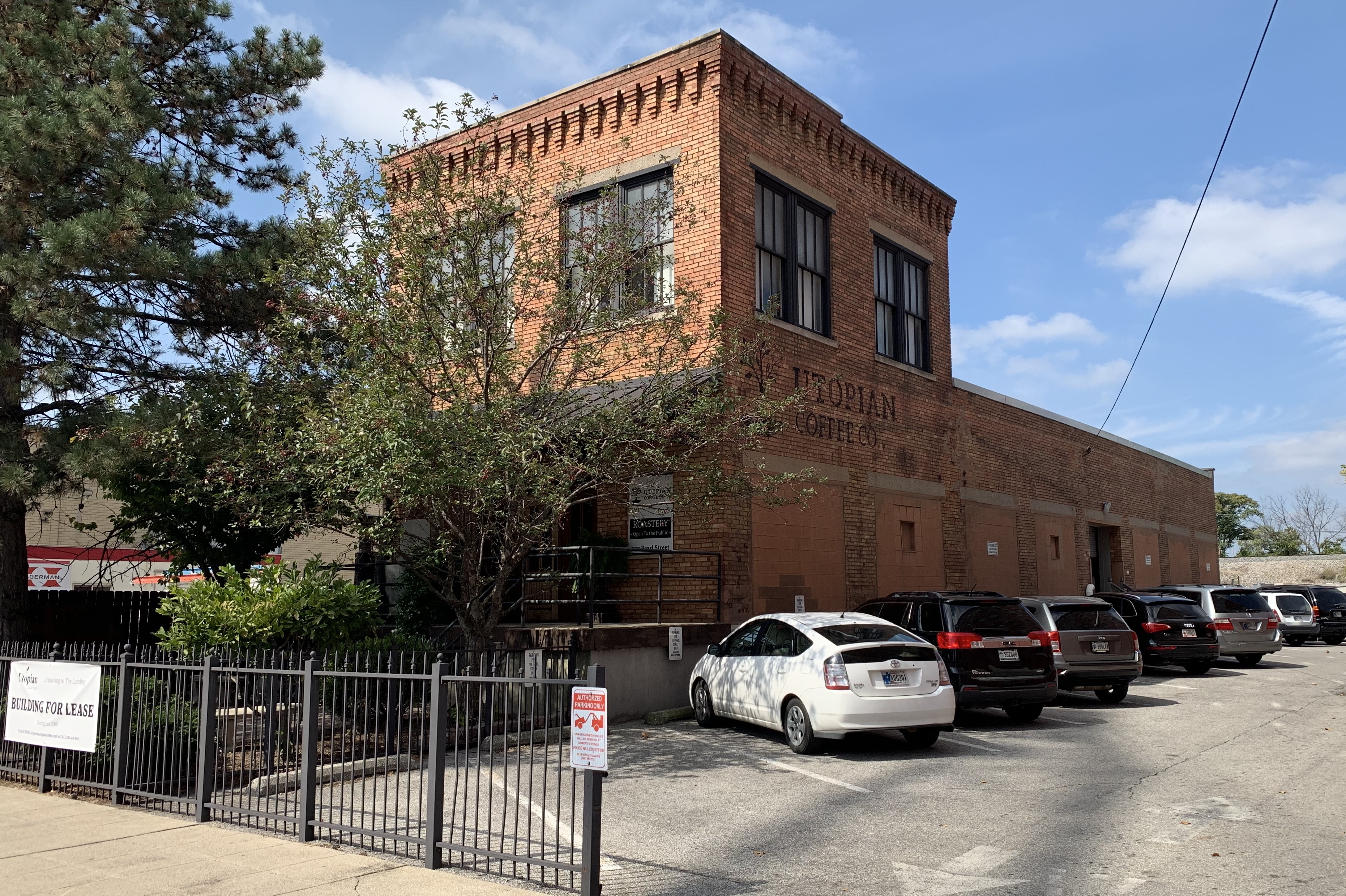 222 Pearl - Building for Lease